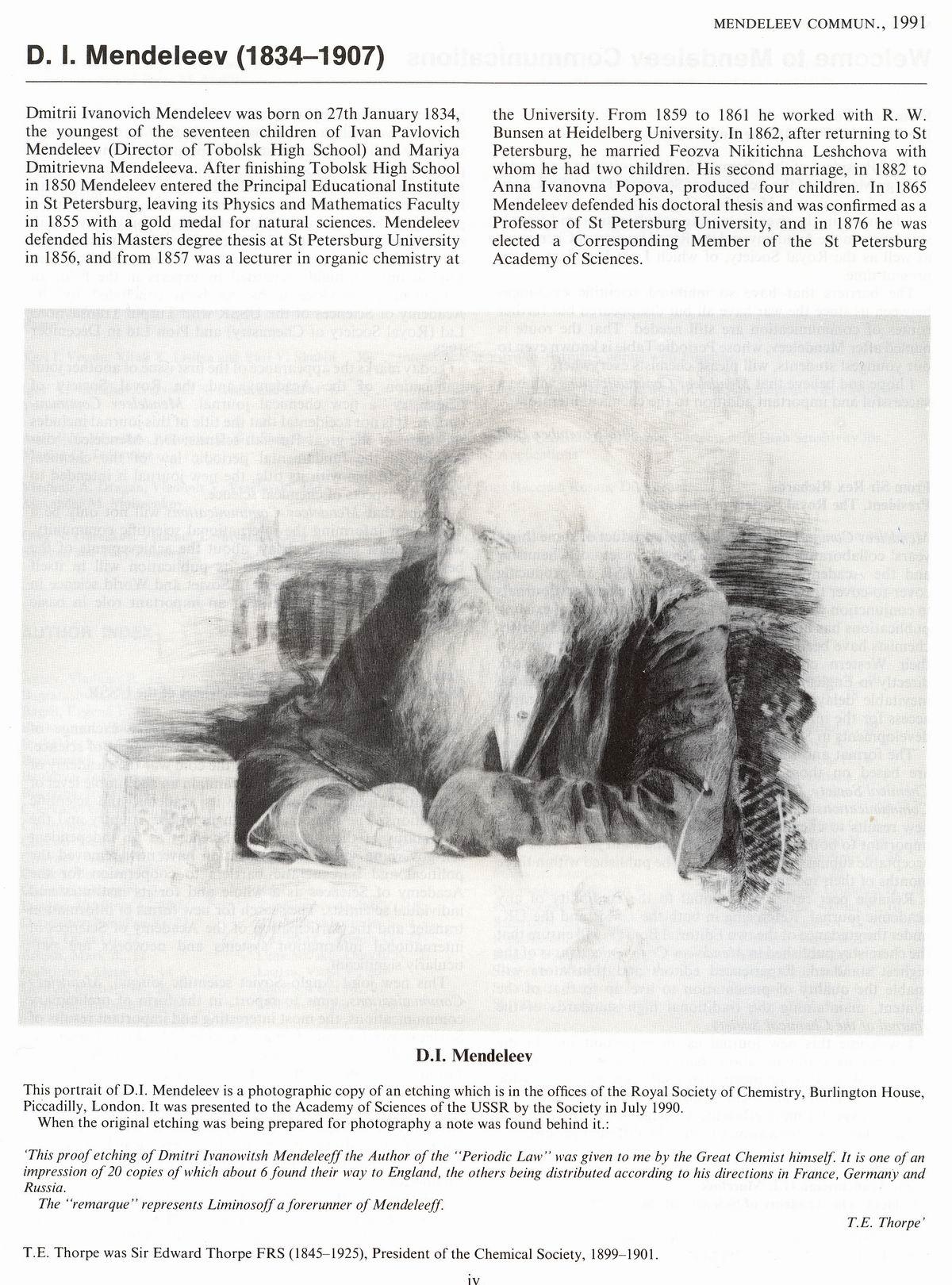 His life dmitri mendeleev picture dmitri ivanovich mendeleev gamestrikefo Choice Image